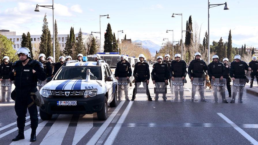 Оппозиция вЧерногории обвинила правящий режим всоздании диктатуры
