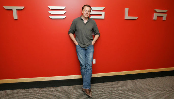 Tesla отыскала крупного инвестора вСаудовской Аравии