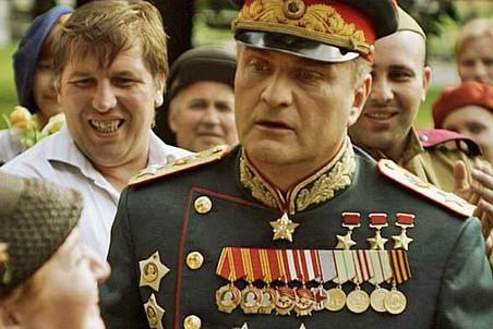 Сериал «Жуков» на Первом канале