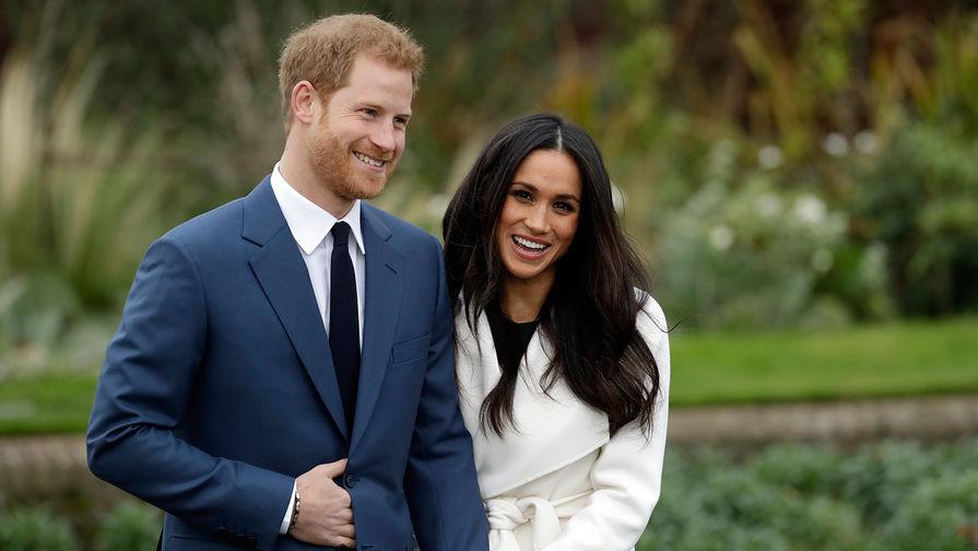 Понятно, что подарят принцу Гарри иМеган Маркл насвадьбу