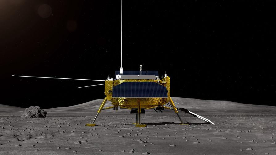 Исторический день: впервый раз вистории космический аппарат сел наобратной стороне Луны