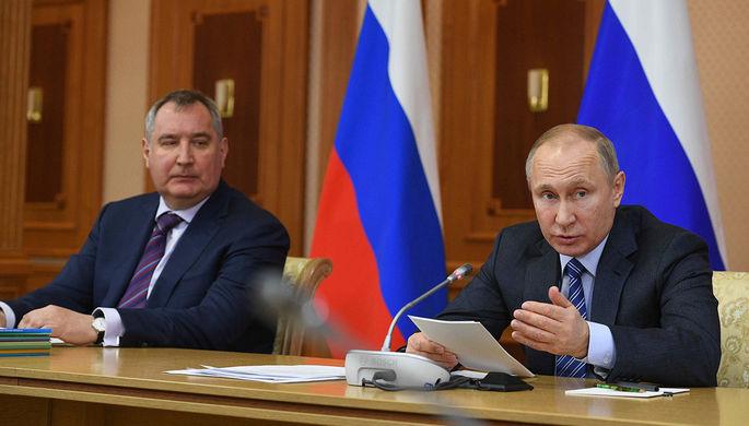 У Российской Федерации есть лекарство от«санкционной чумы» США— Рогозин