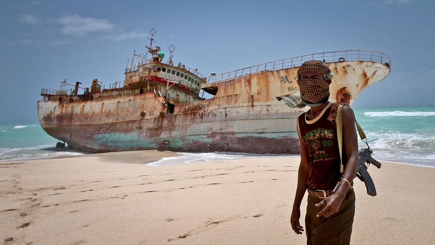 Пираты освободили всех захваченных вГвинейском заливе русских моряков