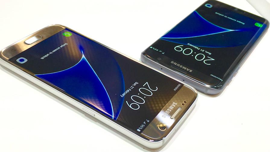 Samsung Galaxy S7 � Samsung Galaxy S7 Edge