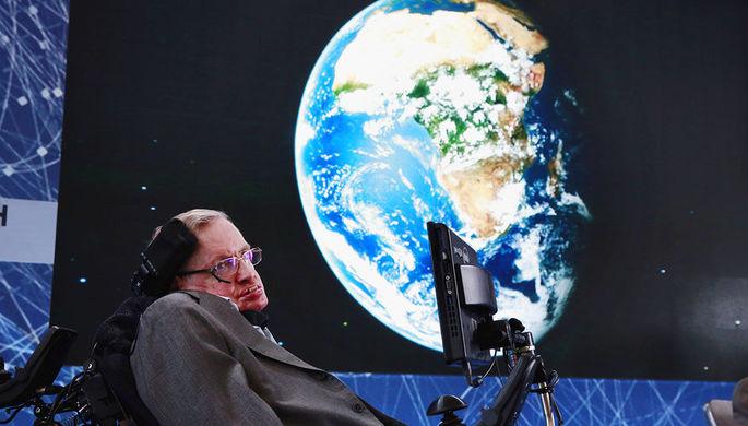 Последним страхом Стивена Хокинга было появление суперлюдей— Times