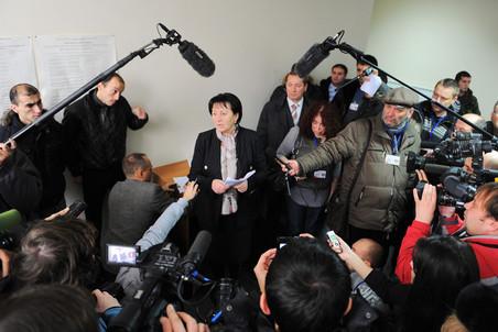 Южную Осетию могут ждать досрочные парламентские выборы, в них примет участие партия Аллы Джиоевой