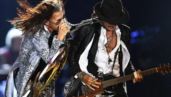 Влесу США отыскали старый гастрольный фургон Aerosmith