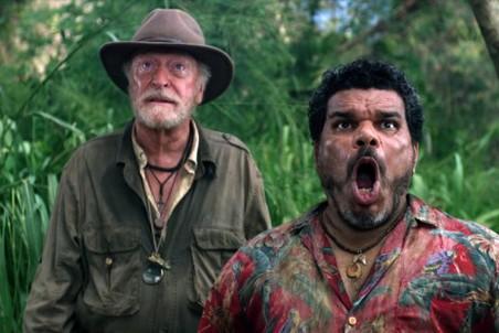 «Путешествие 2: Таинственный остров» в прокате
