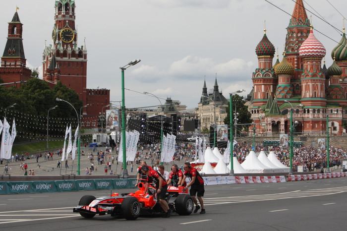 Пятое шоу Moscow City Racing — Газета.Ru | Фоторепортаж