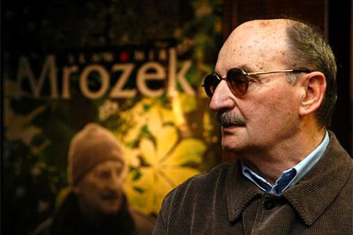 Славомир Мрожек скончался на 84-м году жизни