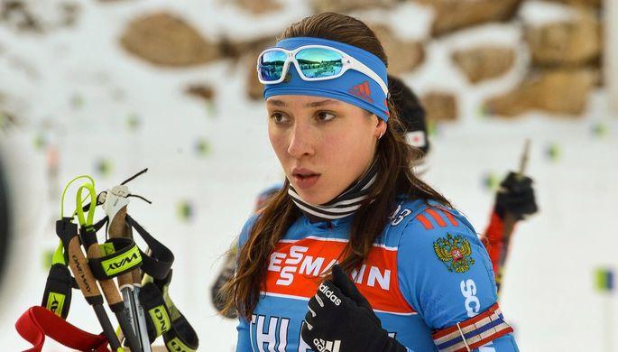 Россиянка Кайшева выиграла спринтерскую гонку наэтапе Кубка IBU вШвейцарии