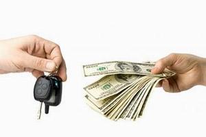 """При покупке автомобиля у частного лица, существует возможность приобретения так называемого  """"кредитного автомобиля """"..."""