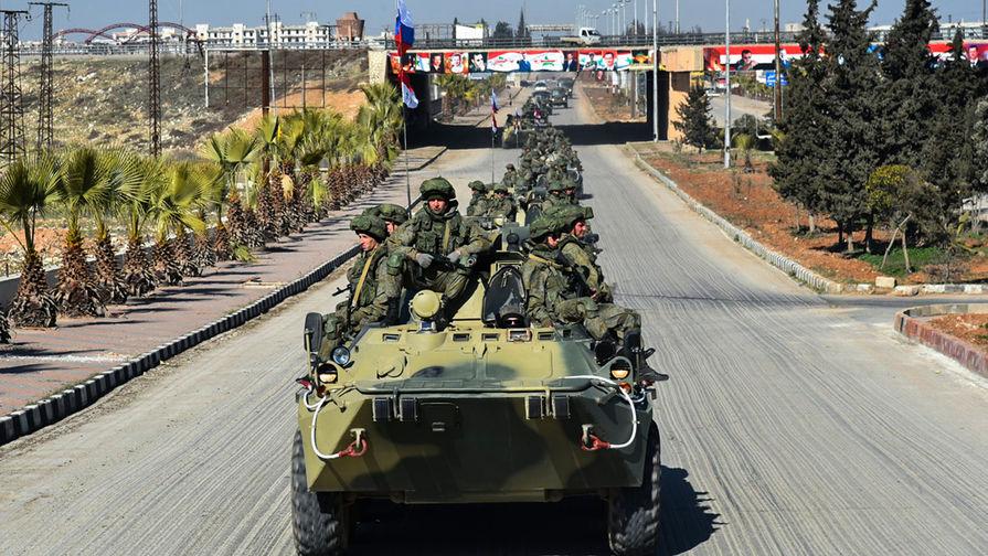 Русских офицеров представили кгоснаградам засрыв атаки террористов вСирии