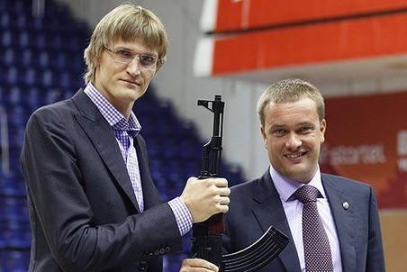 Андрей Кириленко отказался возвращаться в НБА и остается в ЦСКА