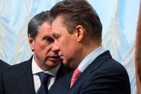 Gazprom and Rosneft express concern over plans to let private companies explore Russian shelf — Gazeta.Ru