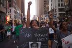В США проходят акции против оправдательного приговора Джорджу Циммерману, убившему безоружного афроамериканского подростка