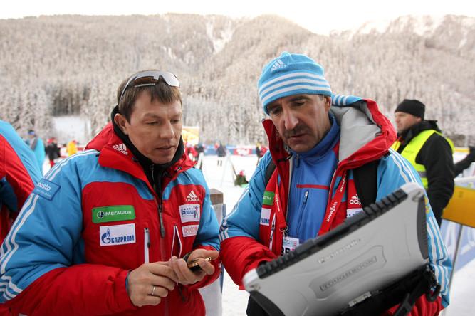 Международный союз биатлонистов ограничил права русского