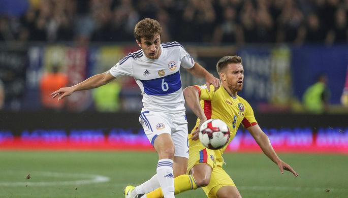 Футболисты сборной Дании разгромили команду Польши вотборочном матчеЧМ