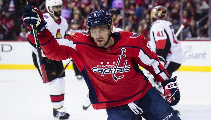 Овечкин стал 4-м  высокооплачиваемым игроком НХЛ поверсии Forbes