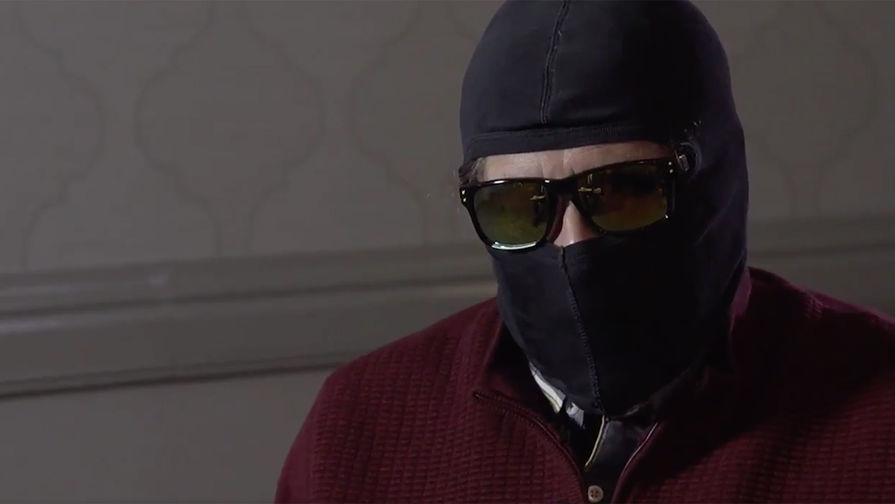 Человек которого Би-би-си представила как Григория Родченкова