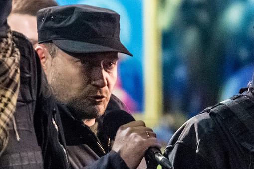 Один из лидеров «Правого сектора» Дмитрий Ярош