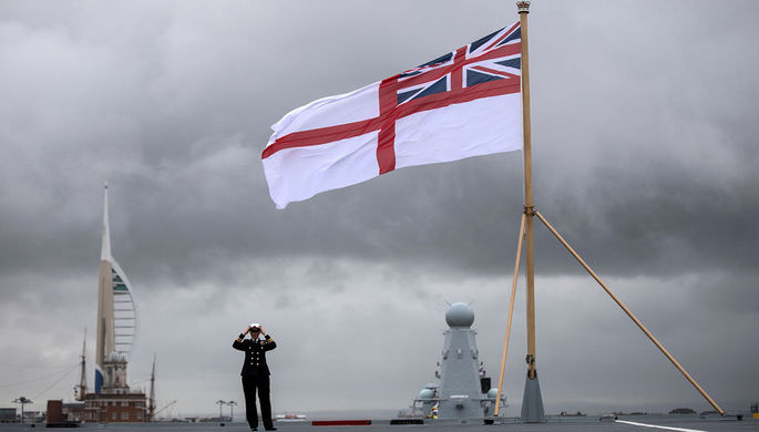 Британский адмирал восхитился возможностями русского флота