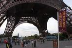 Покорили главную вершину Парижа
