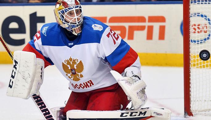Сергей Бобровский пропустит чемпионат мира похоккею вДании