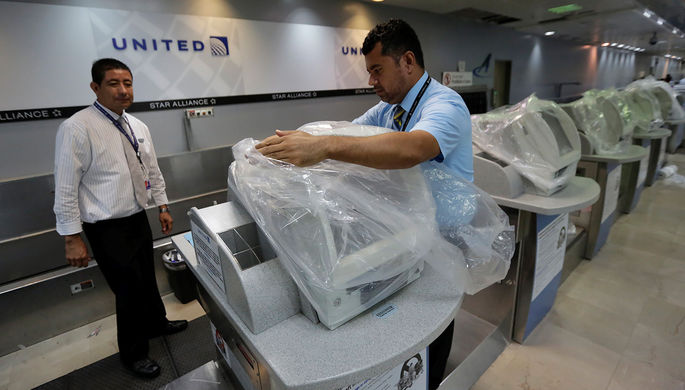 Летевший изЛос-Анджелеса вШанхай самолет экстренно сел вЯпонии
