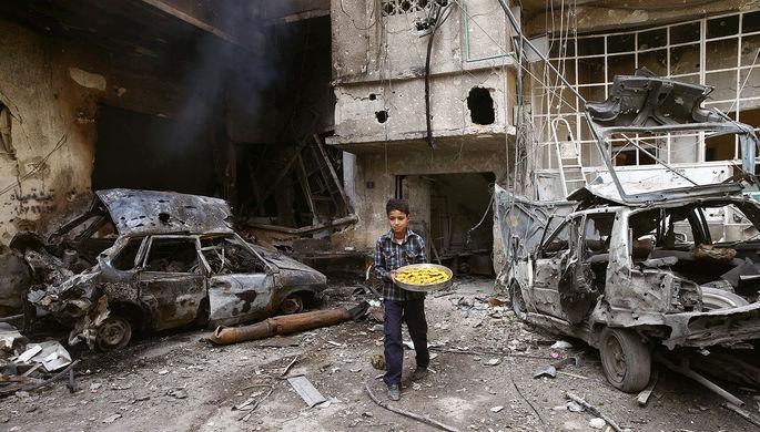ВСирии больше 5 тыс. боевиков покинули Арбил