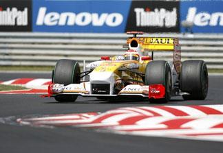 Рено остается в Формуле-1