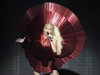 Щедрая Гага