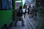 МВД Украины проводит спецоперацию в Донбассе. Онлайн-трансляция