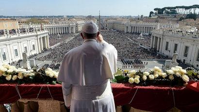 Папа Римский отыскал ошибку в мольбе «Отче наш»