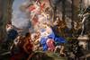 В храме Христа Спасителя открылась гастрольная выставка «Таинство Рождества Христова. Сцены и вертепы в неаполитанской традиции XVIII века»