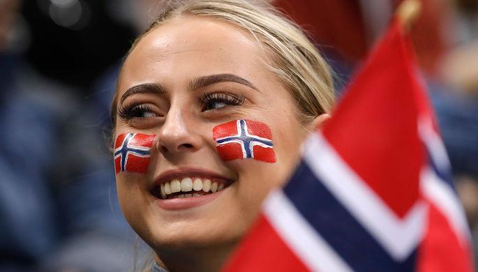 Большинство норвежцев высказались против зимнихОИ всвоей стране