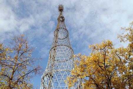 К юбилею Шаболовской башни математики создали ее самую точную компьютерную модель