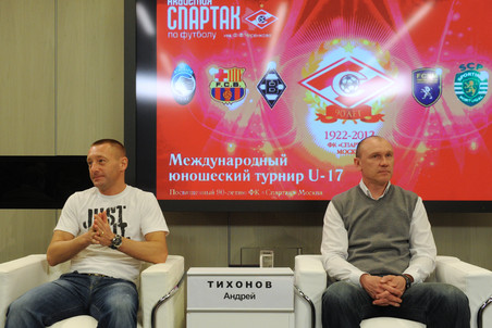 «Спартак» проведет юношеский международный турнир в честь своего 90-летия