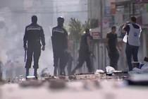 Демонстрация в поддержку радикальной исламистской группировки закончилась массовыми беспорядками...