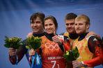 В шестой день Олимпиады сборная России завоевала серебро и бронзу