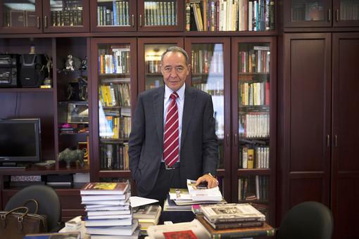 Генеральный директор «Газпром-Медиа» Михаил Лесин