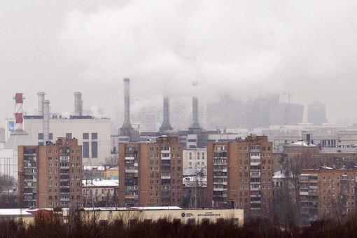Зоны промышленной застройки в Москве