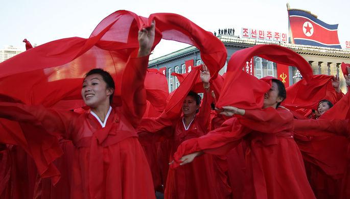 Южная Корея дала согласие  принять предложение КНДР сесть застол переговоров 15января