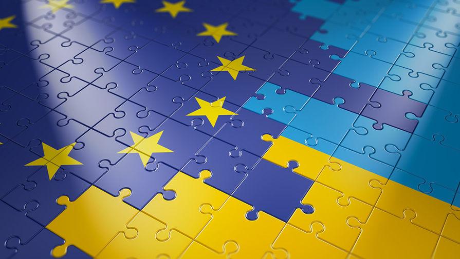 Украина вошла в Европу