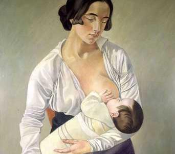 Джино Северини, «Материнство»