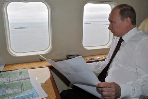 Владимир Путин остался недоволен темпами перевооружения российского флота