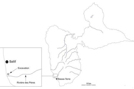 Место проведения раскопок // Antiquity Publications Ltd