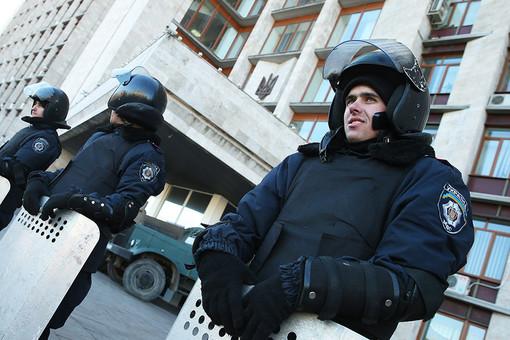 На Украине сокращают численность милиции и других силовых ведомств