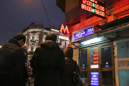"""Понедельник с  потерей рубля в цене около 10% перешёл во вторник, ставший """"чёрным"""", а затем наступила среда..."""