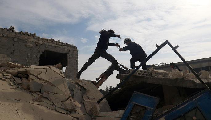 Специалист обударе поПВО Сирии: УИзраиля свои тараканы вголове